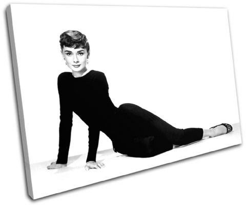 Audrey Hepburn Iconic Celebrities - 13-1944(00B)-SG32-LO